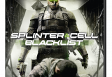 Splinter Cell Blacklist box art PC