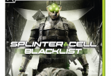 Splinter Cell Blacklist box art Xbox 360