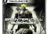 Splinter Cell Blacklist box art ps3