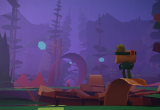 Tearaway Gameplay Screen 2