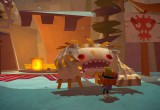 Tearaway Gameplay Screen 6