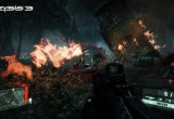 Crysis 3 Night fire shooting