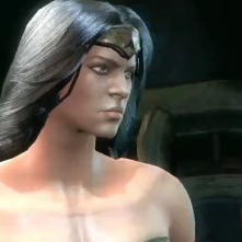 Injustice Gods among Us Wonder Woman