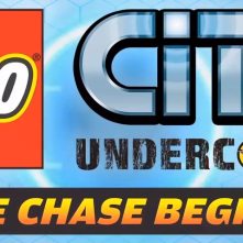 Lego City Undercover The Chase Begins Logo