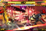 Persona 4 Arena Kenji Battle