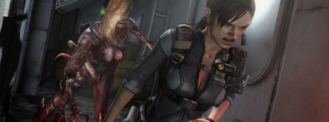 Resident Evil Revelations Console New Screen 1