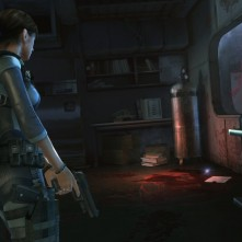 Resident Evil Revelations Console New Screen 13