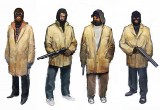 Studio Liverpool Heist IP Character Concept 3