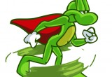 Superfrog NewCharacterRunning