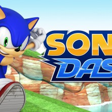 Sonic Dash Artwork Landscape