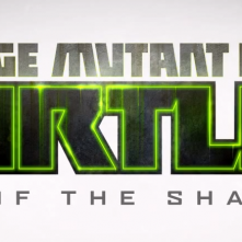 Teenage Mutant Ninja Turtles Out of Shadows Logo