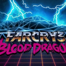 Farcry 3 blood dragon title screen
