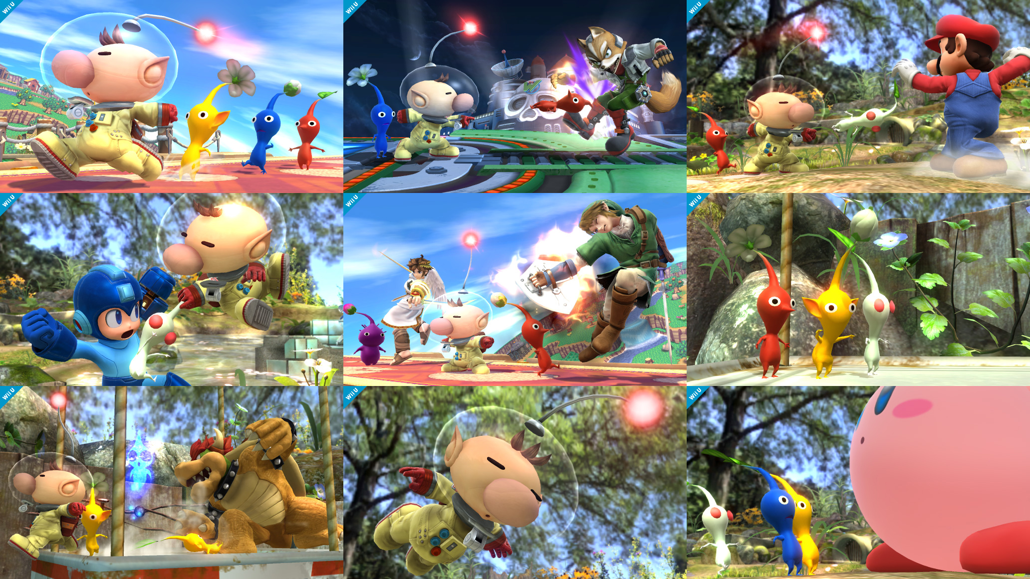 Captain Olimar-super-smash-bros