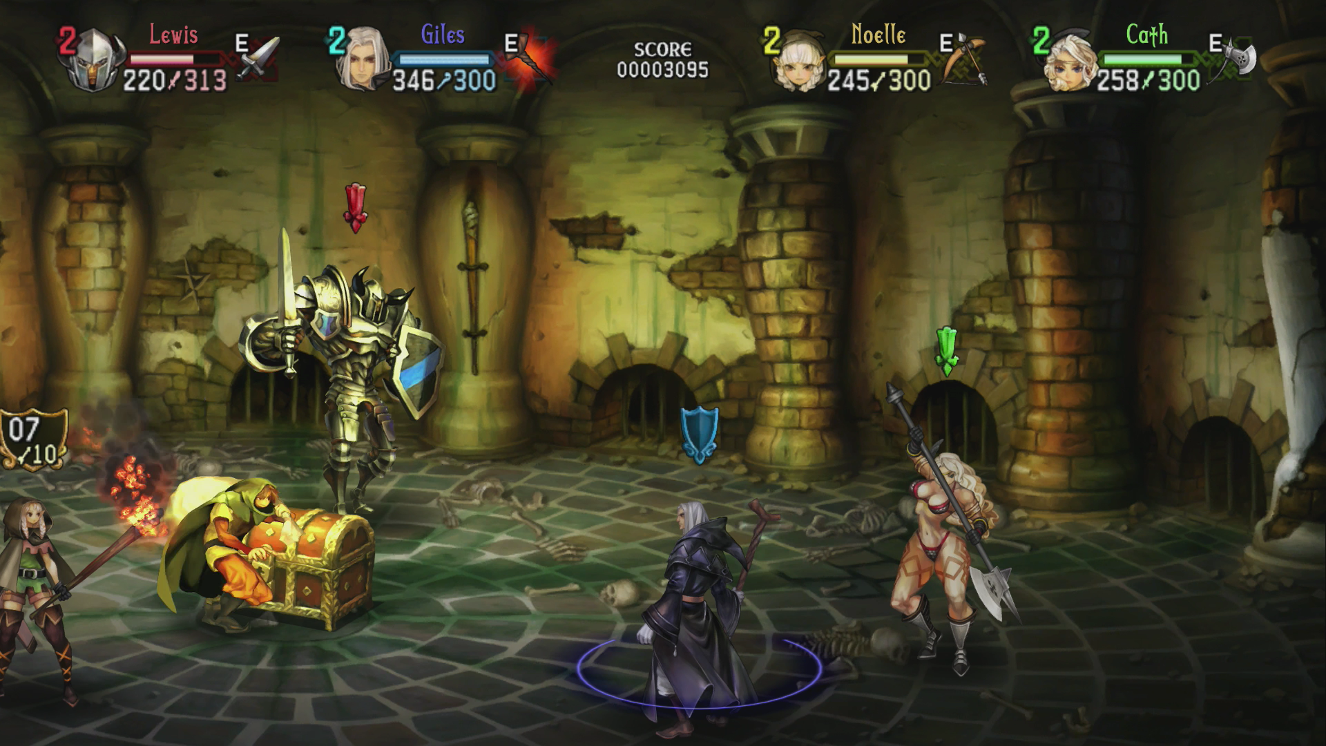Dragon's Crown Screenshots (2)