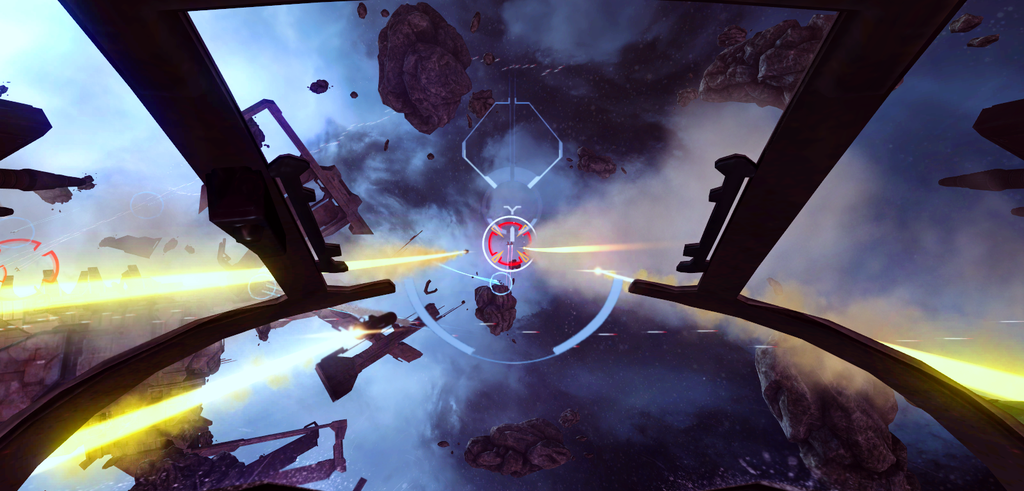 EVE Valkyrie Screen 1