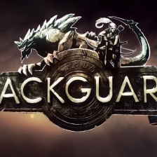 Blackguards logo RPG video