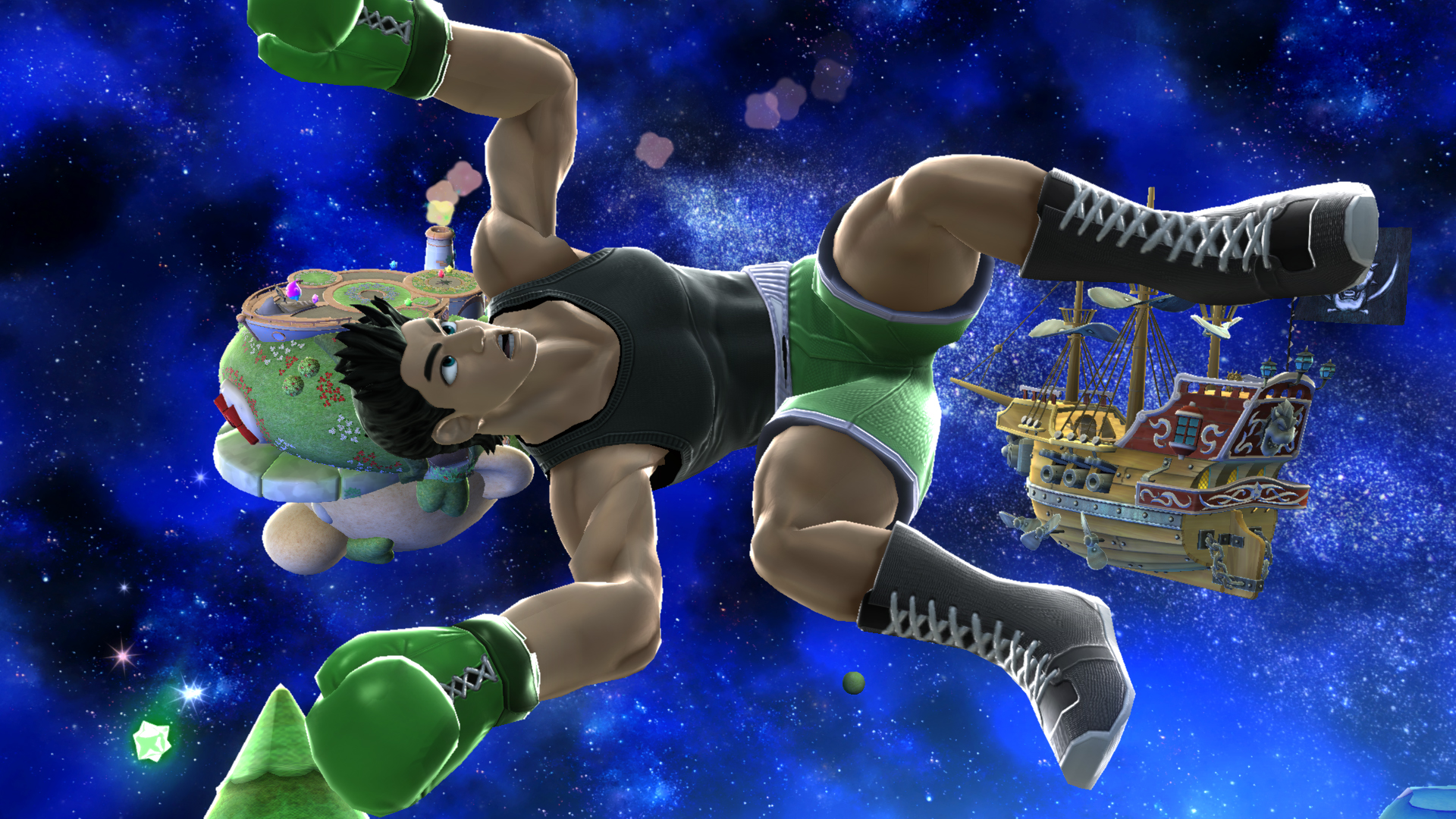 Little Mac- SSB-5