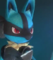 Lucario Pokken Fighters
